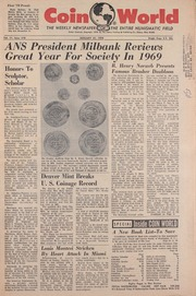 Coin World [01/21/1970]