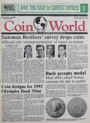 Coin World [06/26/1991]