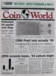 Coin World [01/25/1993]