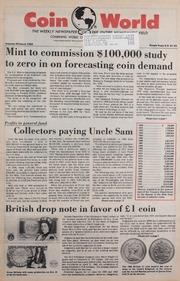 Coin World [11/28/1984]