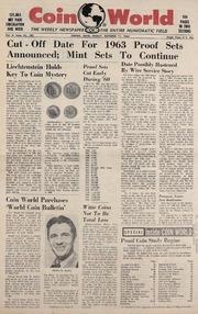 Coin World [10/11/1963] (pg. 97)