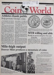Coin World [12/07/1988]