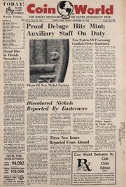 Coin World [11/16/1962]