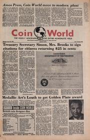 Coin World [06/19/1974]