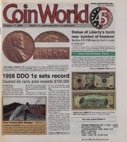 Coin World [10/17/2005]