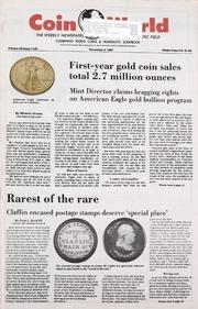 Coin World [11/04/1987]