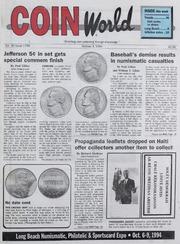 Coin World [10/03/1994]
