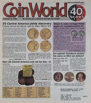 Coin World [10/30/2000]