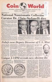 Coin World [11/03/1982]