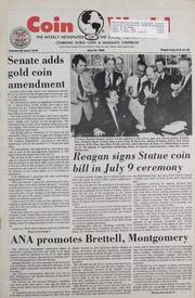 Coin World [07/24/1985]