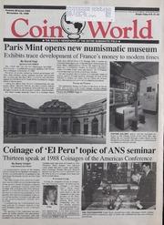 Coin World [11/16/1988]