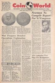 Coin World [01/19/1966]