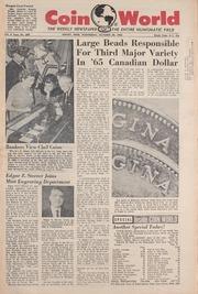 Coin World [10/20/1965]