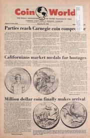 Coin World [11/26/1980]