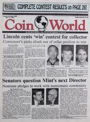 Coin World [12/11/1991]