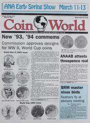 Coin World [03/08/1993]