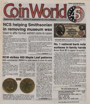 Coin World [09/12/2005]