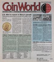 Coin World [11/01/1999]