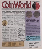 Coin World [02/28/2000] (pg. 20)