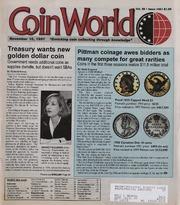 Coin World [11/10/1997]