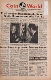 Coin World [11/27/1974]