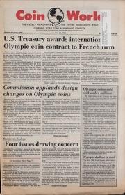 Coin World [05/25/1983]