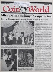 Coin World [05/18/1988]