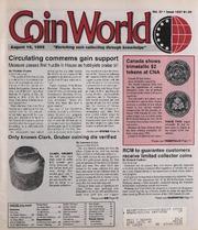 Coin World [08/19/1996]