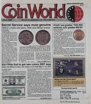 Coin World [07/08/2002]