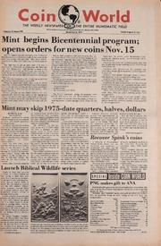 Coin World [11/06/1974]