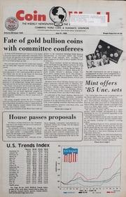 Coin World [07/31/1985]