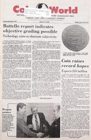 Coin World [08/19/1987]