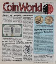 Coin World [05/27/2002]