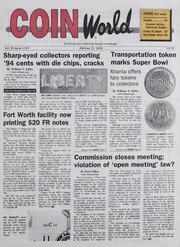 Coin World [02/21/1994]