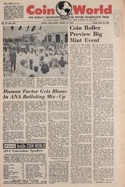 Coin World [08/27/1969]