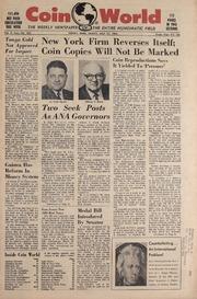 Coin World [05/31/1963]
