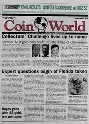 Coin World [02/15/1993] (pg. 23)