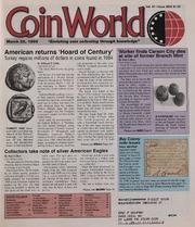Coin World [03/22/1999]