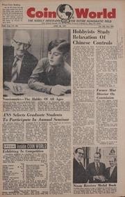 Coin World [04/28/1971]