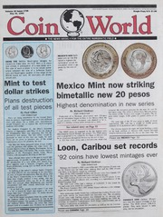 Coin World [05/31/1993]