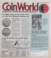Coin World [02/03/1997]