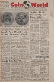 Coin World [10/20/1971]