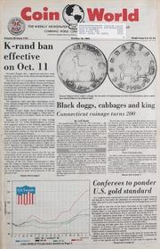 Coin World [10/16/1985]