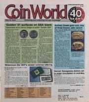 Coin World [05/22/2000]