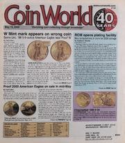 Coin World [05/15/2000]