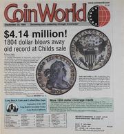 Coin World [09/20/1999]