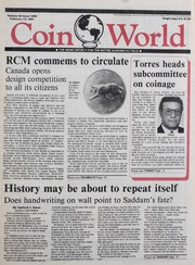 Coin World [02/13/1991]