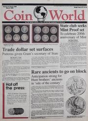 Coin World [05/09/1990]
