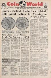 Coin World [08/12/1964]
