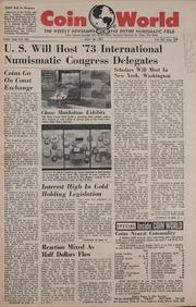 Coin World [05/19/1971]